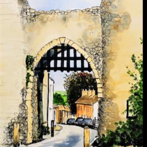 Bailey Gate, Castle Acre