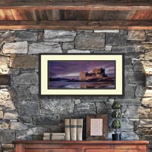 Eilean Donan Castle  Sold