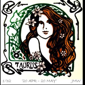 Taurus - Print only