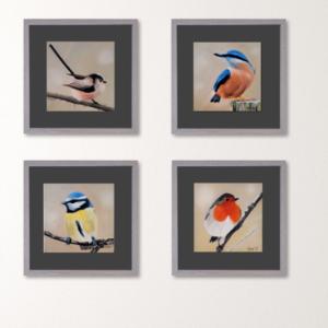 The Four Birds