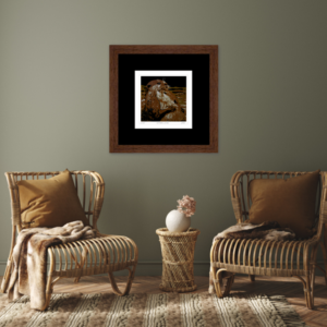 Otter Love - Print