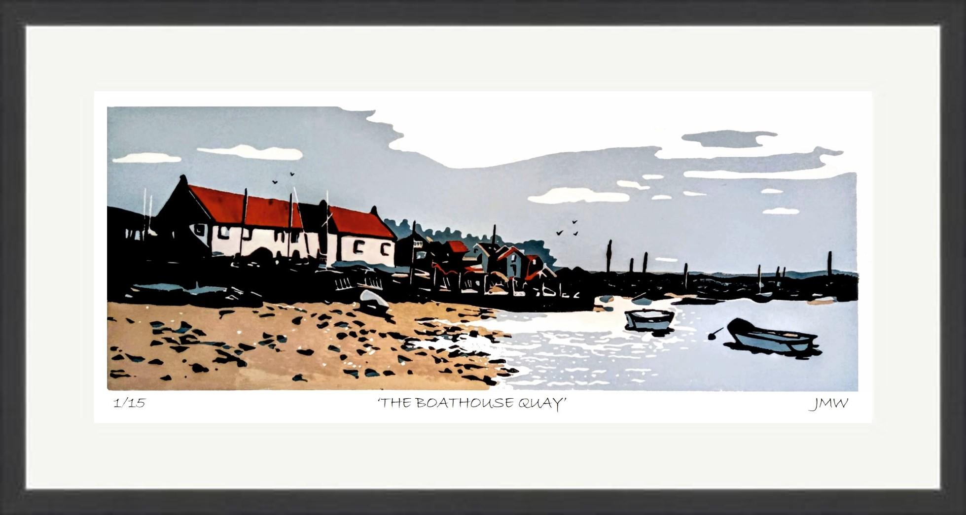 boathouse quay framed new