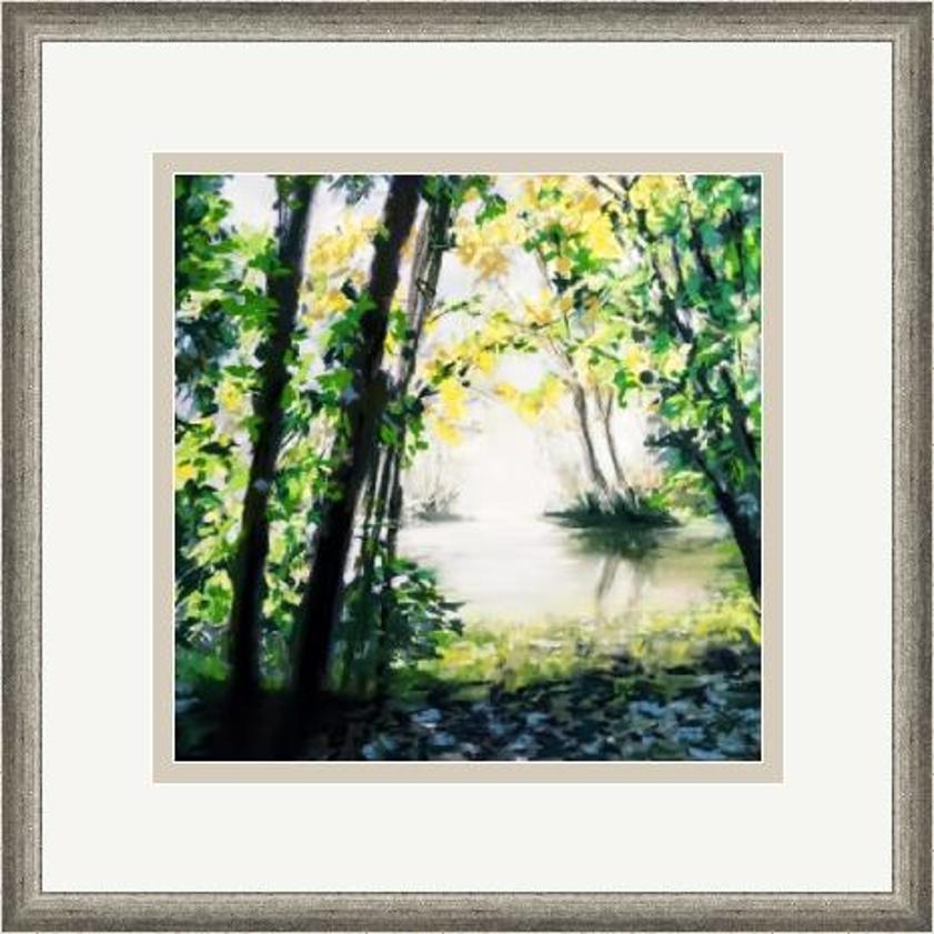 west acre woods framed